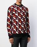 19FW 프라다 UMA967 패턴 스웨터
