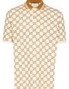 20SS 구찌 598956 GG 패턴 폴로 티셔츠