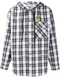 20SS오프화이트 후드 셔츠 OMGA099R20G710010100