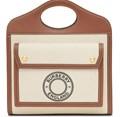 20 SS 버버리 미니 포켓 토트백 8028062