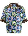 20SS 돌체앤가바나 G5Hk3T 프린팅 셔츠