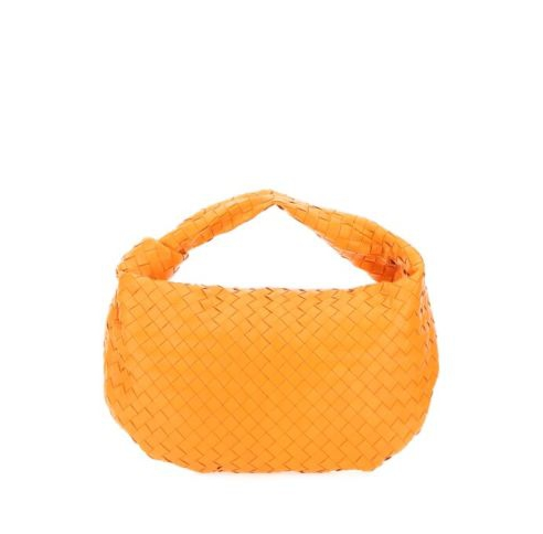 20SS[보테가베네타]Orange nappa leather small Jodie shoulder bag _ 600261VCPP